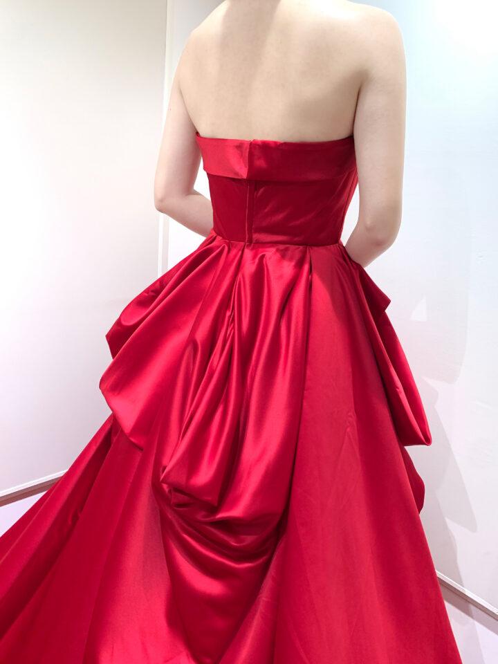 Fiore Bianca(フィオーレビアンカ) カラードレス サテン