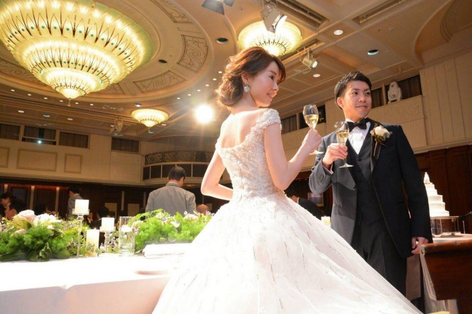 【東京】9月19日(水)~20日(木)Dressesセレクト!ホテルウェディングに人気ドレスを集めました♡