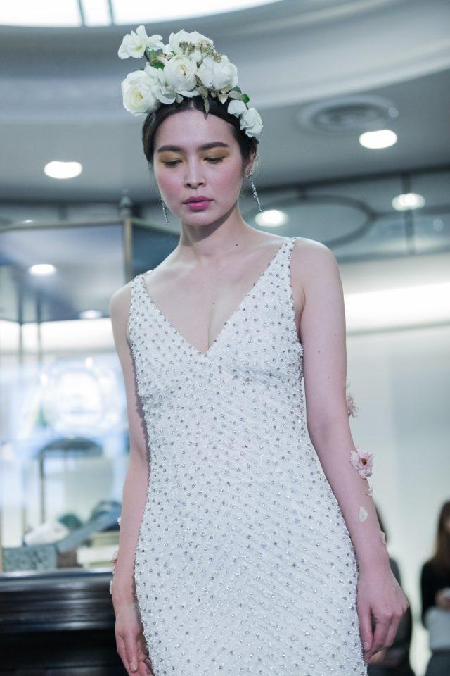 ナイームカーンのウェディングドレス