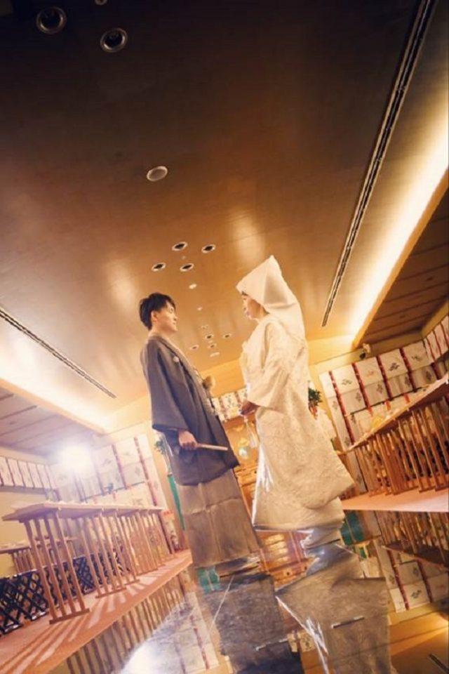 日本の伝統的な婚礼衣裳、白無垢の魅力
