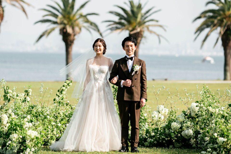 ルイガンズ 福岡 結婚式 リゾートウェディング カジュアルウェディング