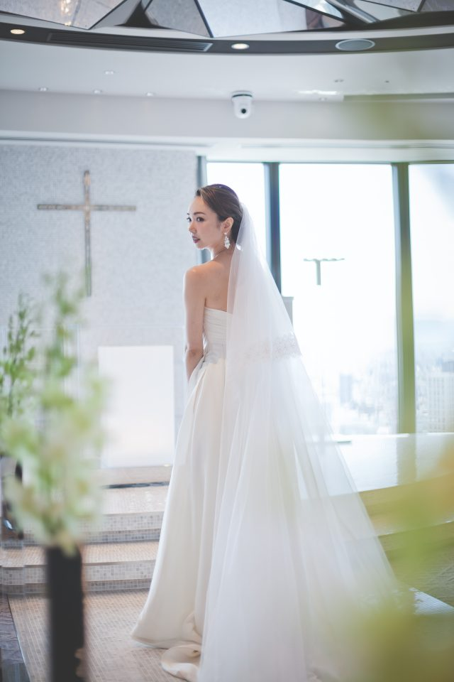 【WEDDING REPORT】KELLY FAETANINI(ケリーファッタニーニ)