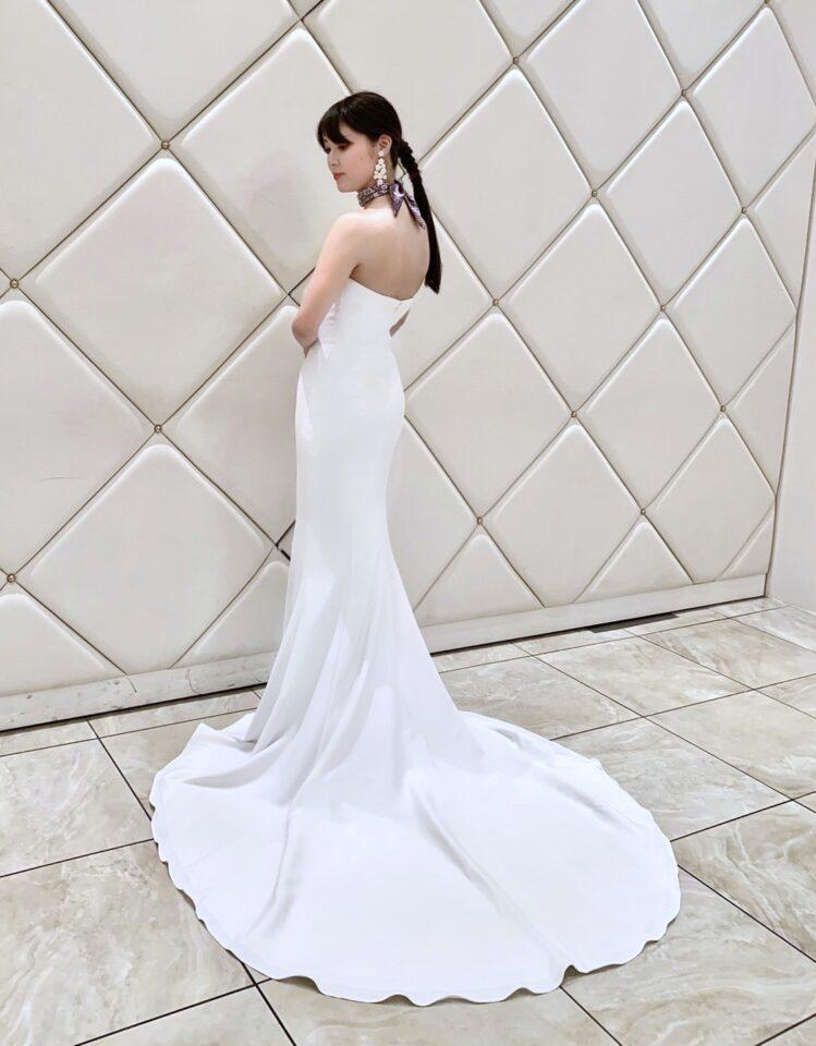 NZOANI(エンゾアニ) マーメイドドレス