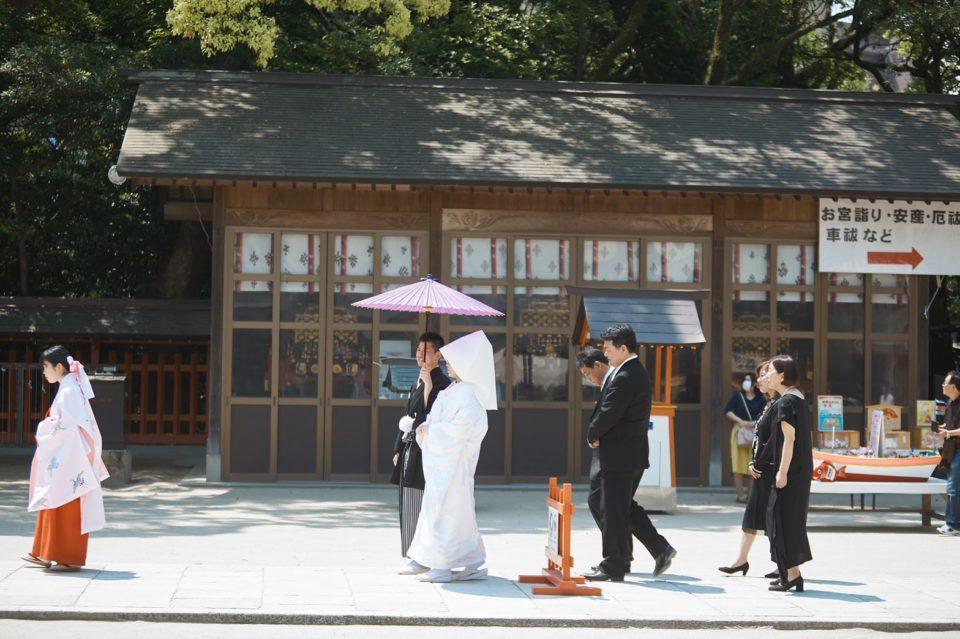 JUNO 和装 神社挙式