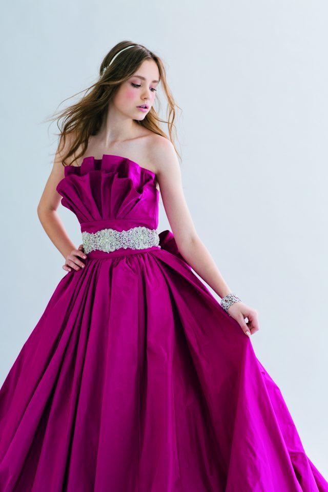 My Wedding Style×Shocking Pink
