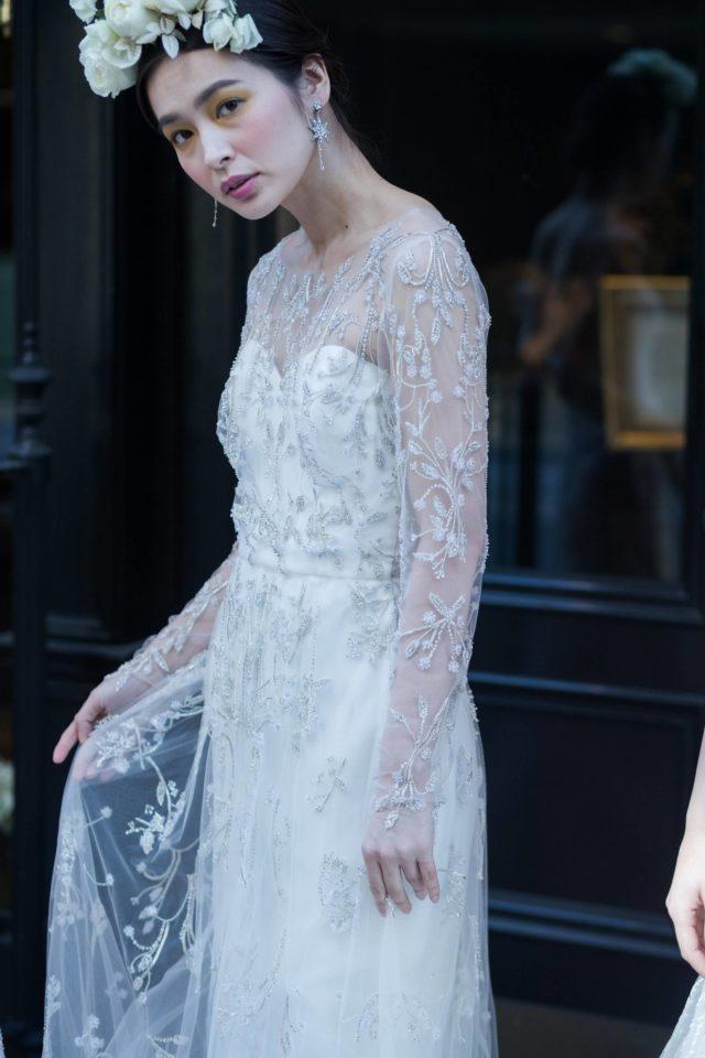 KENNETH POOL(ケネスプール) Aライン ウェディングドレス