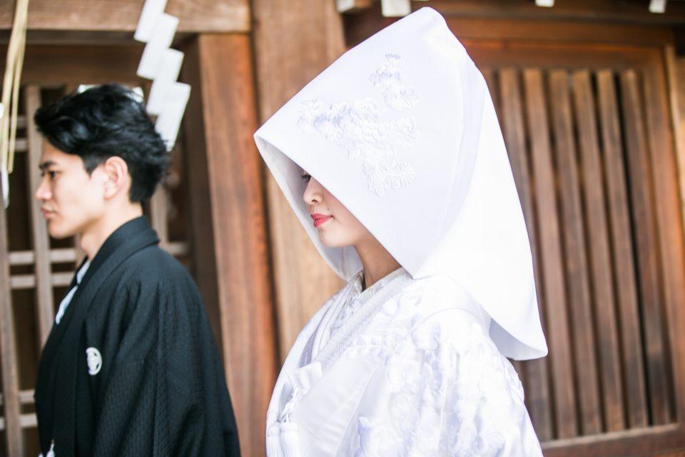 有名店ランチチケットプレゼント♡限定5組 福岡県護国神社模擬挙式・JUNO白無垢試着会