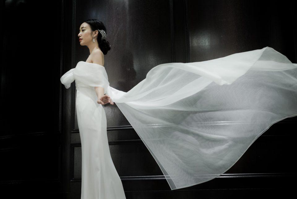"""94ba1f7cb80e1 マーメイドドレスは""""大人っぽさ""""がカギ!日本人でも似合うコツとは ..."""