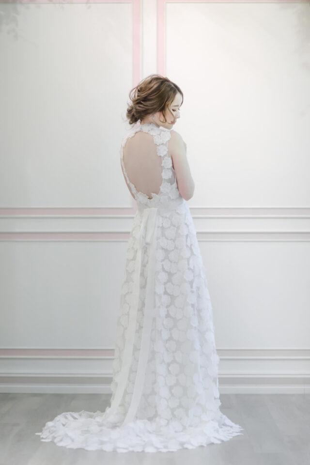 ドレスショップFiore Bianca(フィオーレビアンカ)のElizabeth Fillmore(エリザベスフィルモア)のウェディングドレス