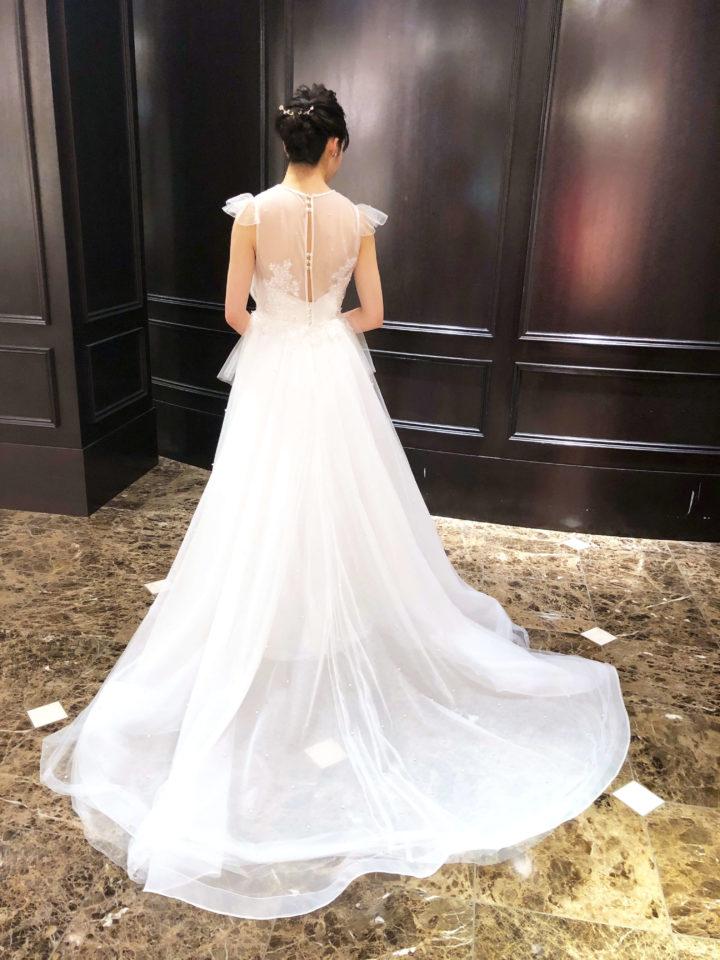 ウェディングドレス スレンダーライン Inmaculada Garcia (インマクラーダガルシア)