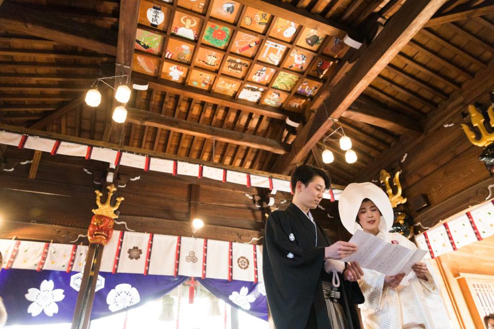 櫛田神社 福岡県 白無垢 神社結婚式 紋付 JUNO Dresses