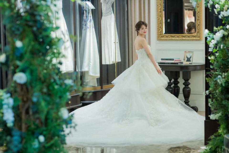 ドレスショップJUNO(ジュノ)のMARCHESA(マルケーザ)のウェディングドレス/Dresses
