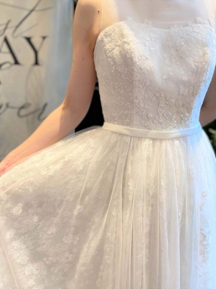 Fiore Bianca(フィオーレビアンカ)オリジナルドレス【lavender】