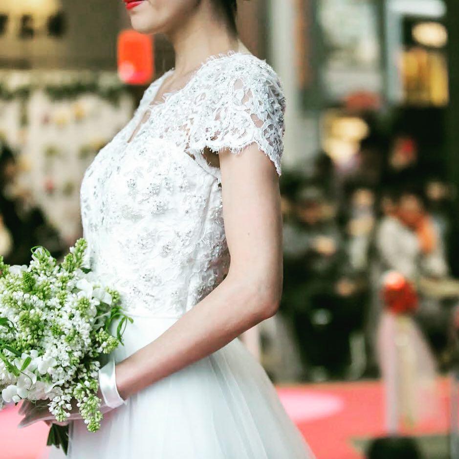 素敵な花嫁衣装をムダにしない!上品さをUPする立ち振る舞いポイント