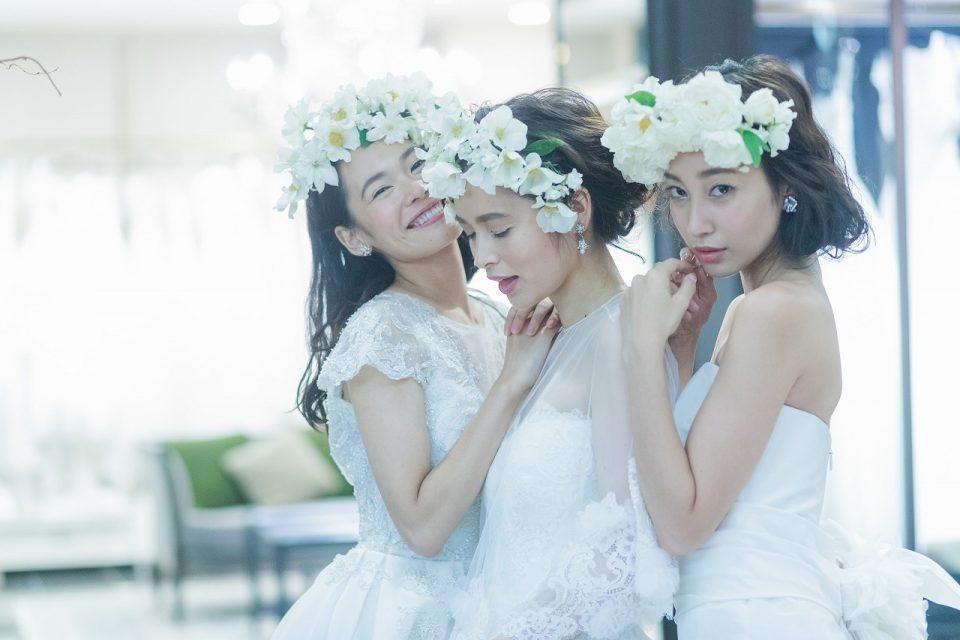 【ついに東京開催!!】12/1(土)<p>20の人気ブランドドレスを集結した試着会 | Dressesユーザー限定♡</p>