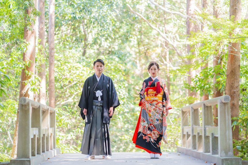 引き振袖 JUNO 神社式 Dresses神社婚
