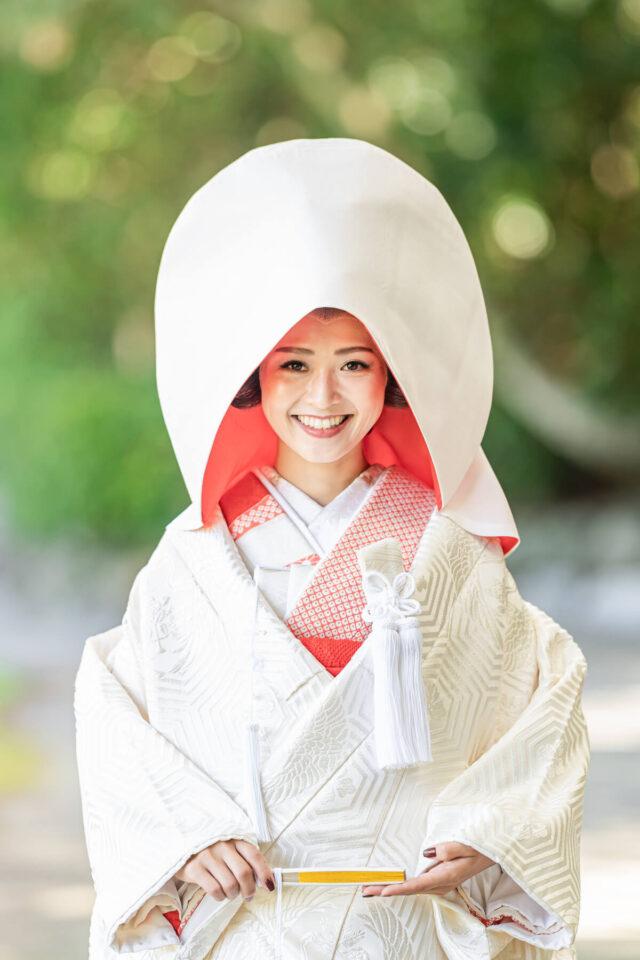JUNOの白無垢