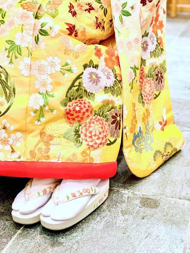 色打掛 四季の花