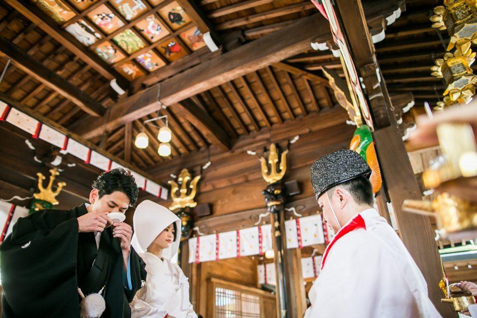【福岡】櫛田神社模擬挙式体験フェア&JUNO白無垢試着会!限定特典あり♪