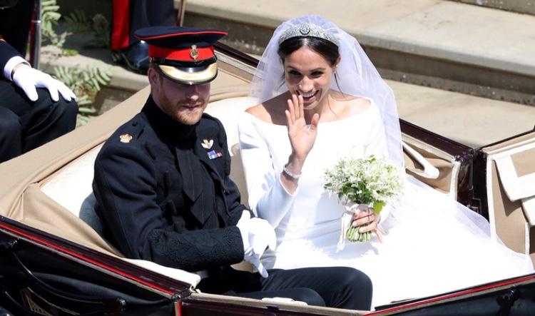 ブーケに込めたハリー王子の想いとメーガンの決意