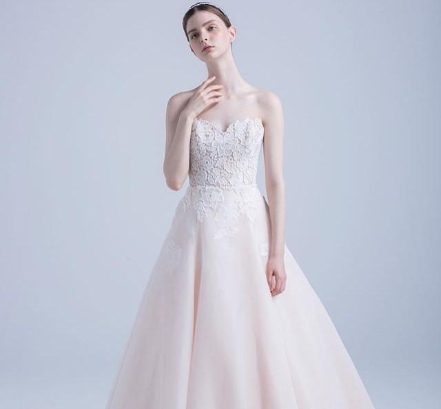 こんなピンクは見たことがない!ダスティピンクドレスとは?