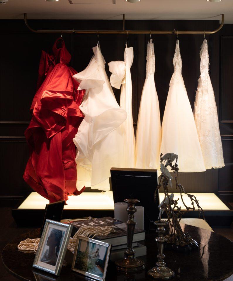 JUNO札幌店のドレス