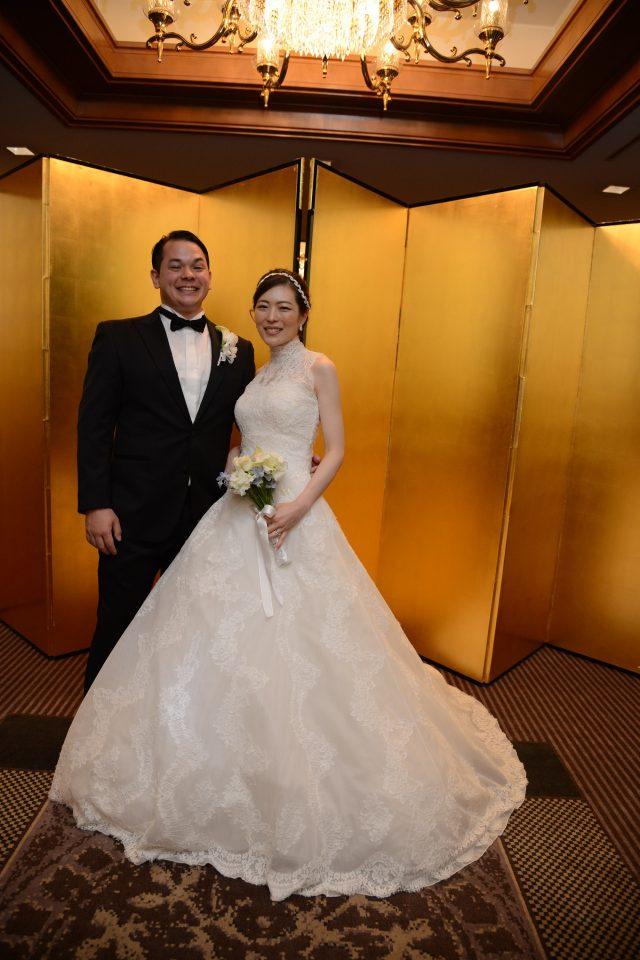 Wedding Report【帝国ホテル】ROSA CLARA(ロサクララ)