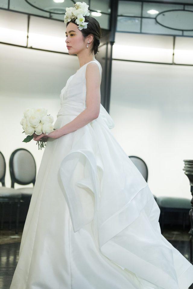 人気ブランドのウェディングドレス