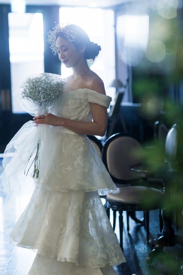MARCHESA(マルケーザ)で叶えるエレガントな花嫁スタイル