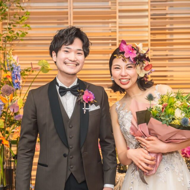 リストランテクボツ 結婚式 福岡 披露宴