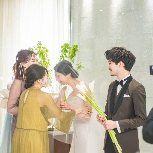 リストランテクボツ 福岡 結婚式 チャペル アントニオリーヴァ