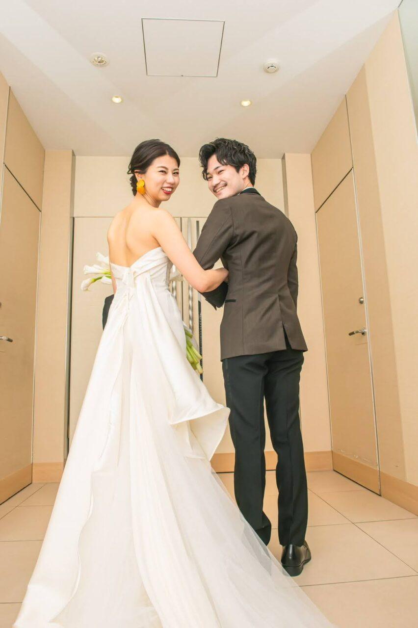 リストランテクボツ 結婚式 福岡 アントニオリーヴァ カミラ