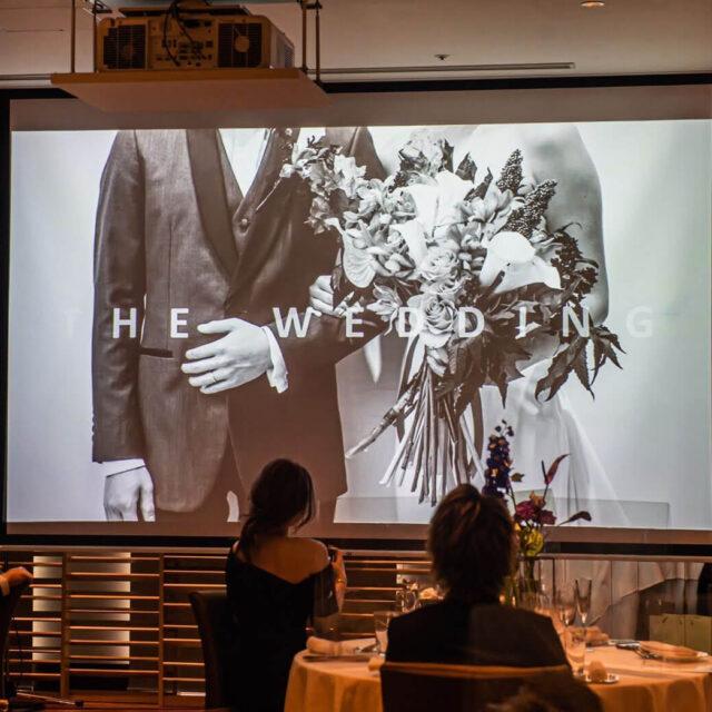 リストランテクボツ 福岡 結婚式 レストランウェディング ムービー