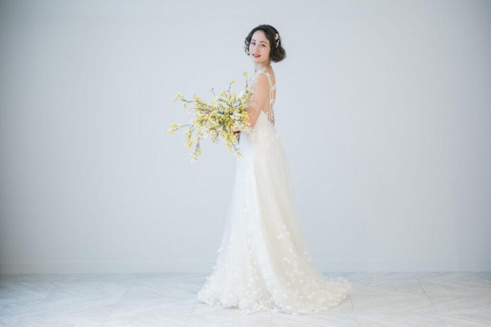 Fiore Biancaのウェディングドレス