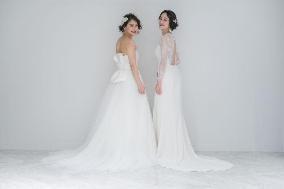 Fiore Biancaのウェディングドレス姿の花嫁さま/Dresses