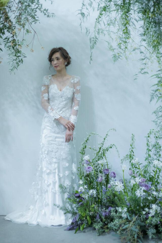 Fiore Bianca(フィオーレビアンカ)で取り扱っているElizabeth Fillmore(エリザベスフィルモア)のウェディングドレス