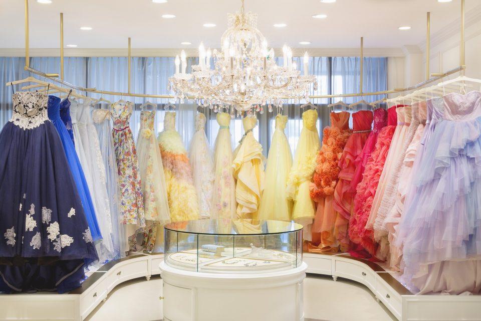 【お知らせ】【関東】8月9日(木)~8月13日(月) 似合うドレスが見つかる特典付きフェア♡Fiore Biancaつくば店