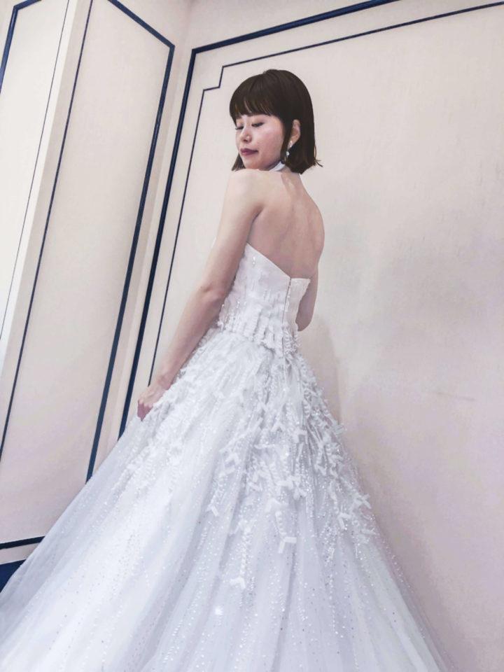 KENNETH POOL(ケネスプール)Aライン ウェディングドレス
