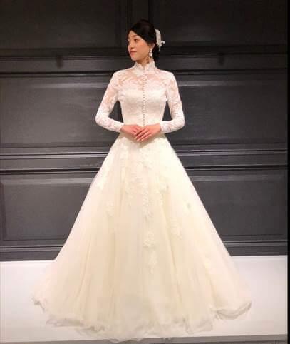 ENZOANI(エンゾアニ)のドレスで叶える大人Wedding