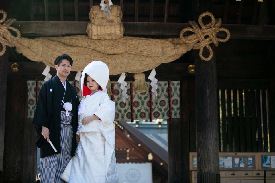 北海道神宮結婚式