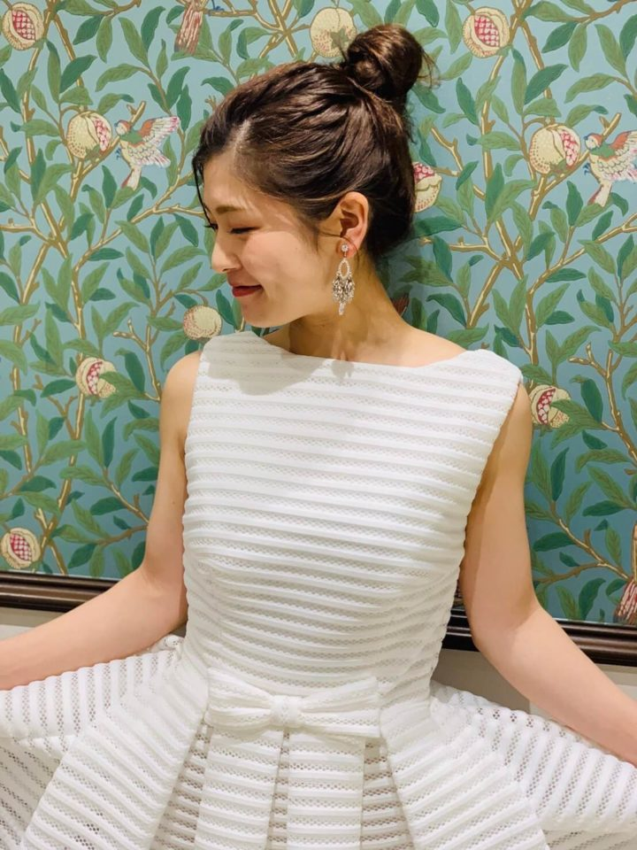 ROSA CLARA(ロサクララ) ウェディングドレス ミニドレス