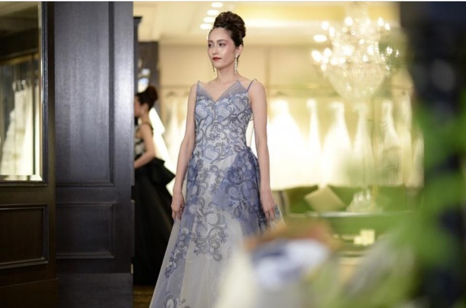オシャレな花嫁様に大人気♡グレードレスの魅力