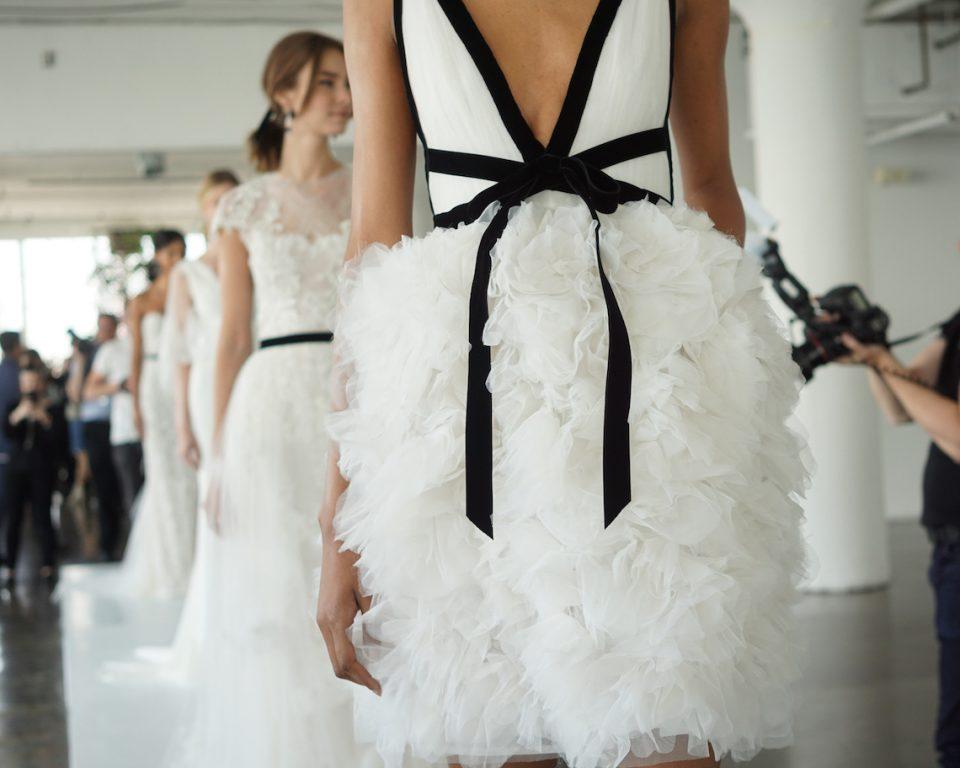 マルケーザウェディングドレス