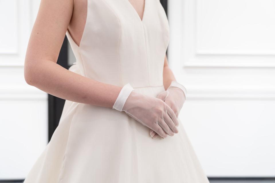 DressesECサイトOPEN!<br>お洒落な花嫁さまにかかせないウェディンググローブをご紹介♡