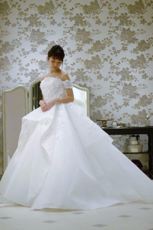 日本初上陸 Saiid Kobeisy(サイード・コベイシー)のドレス
