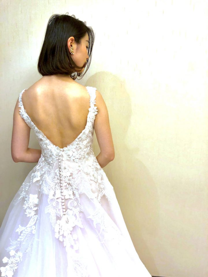 Rosa Clara(ロサクララ)Aライン ウェディングドレス