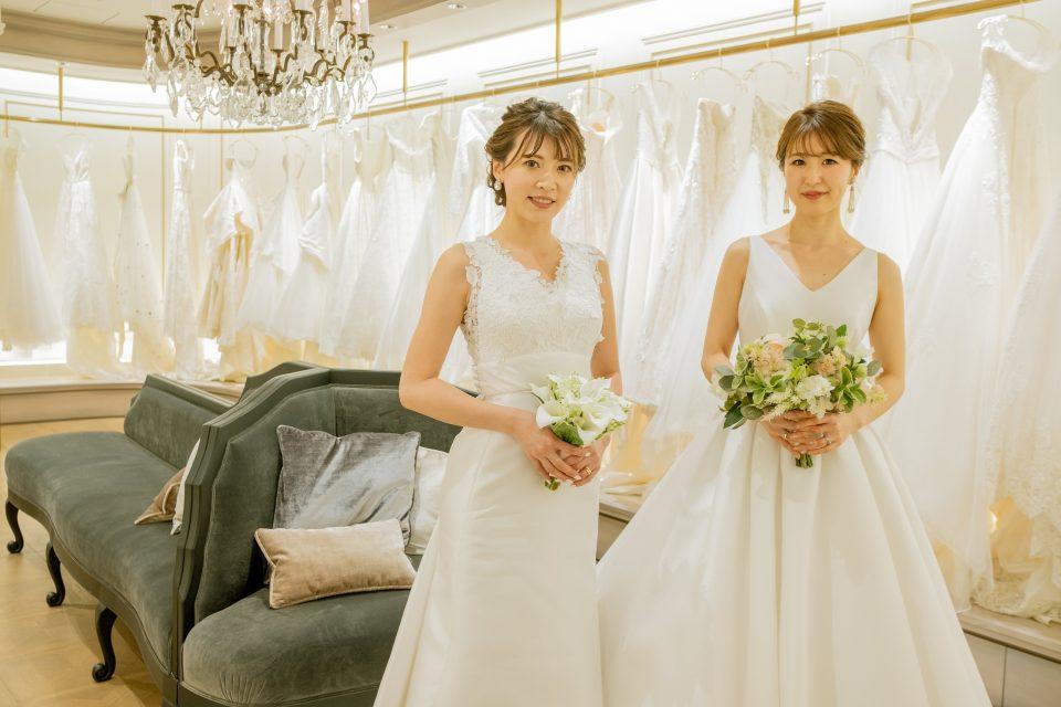後悔しないウェディングドレスと式場選びができる♡ Vol.2 Dressesコンシェルジュを体験してみた