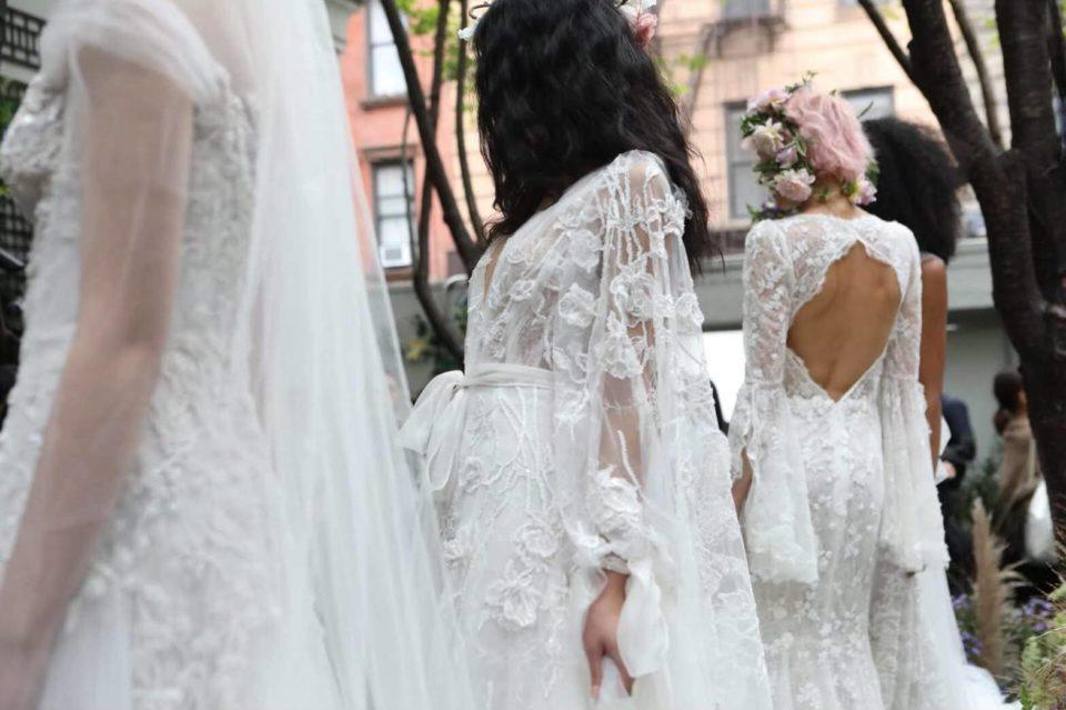 ニューヨークウェディングドレス