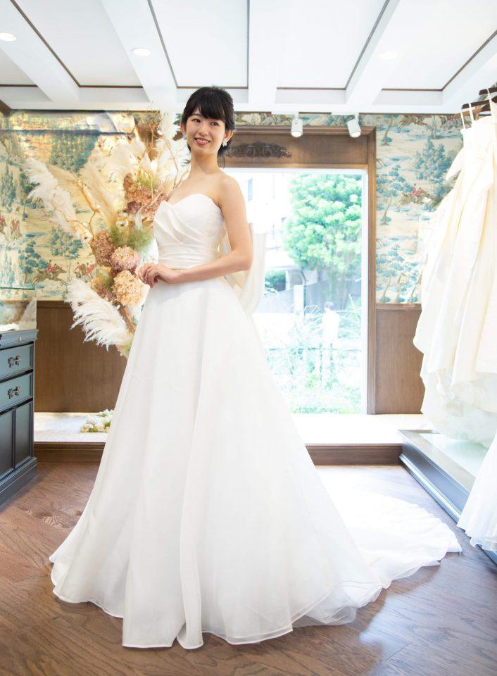 ANTONIO RIVA(アントニオリーヴァ)で叶える洗練された花嫁スタイル