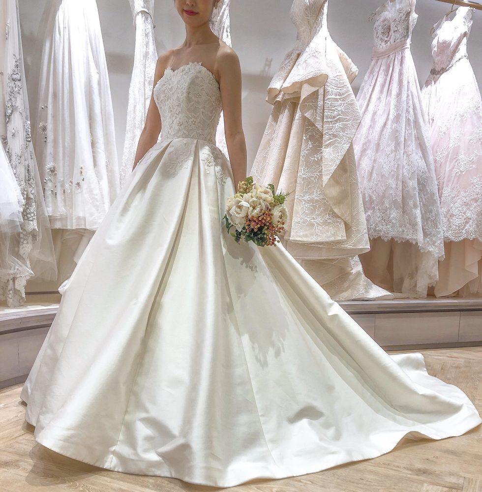 b1fd2b620e918 ウェディングドレス Caroline Castigliano 03- 70292  Authentique